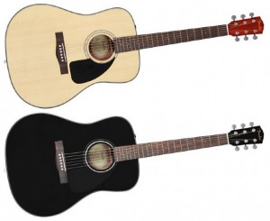 Beginners gitaar Fender CD-60