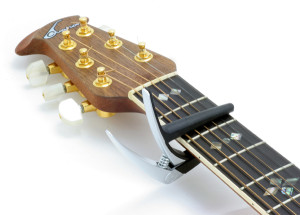 Capo gitaar - gitaar accessoires