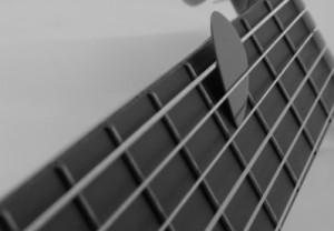 Spaanse gitaar snaren