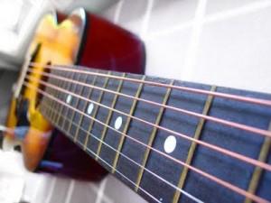 hals tweedehands gitaar