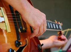 archtop gitaar leren spelen