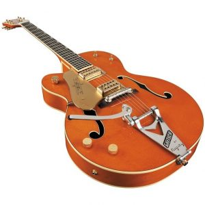 semi akoestische gitaar