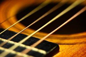 stalen snaren western gitaar