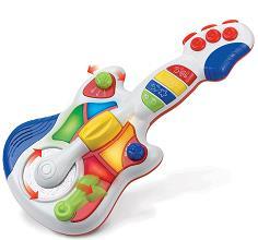 speelgoed gitaar Bart Smit