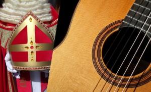 Sinterklaasliedjes gitaar