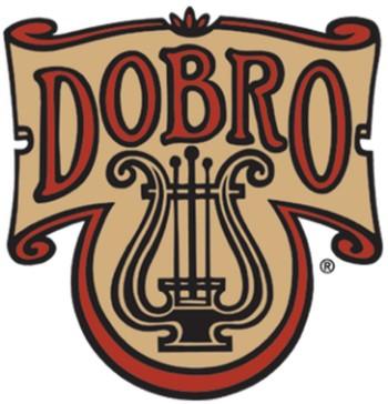 Logo Dobro gitaar merk